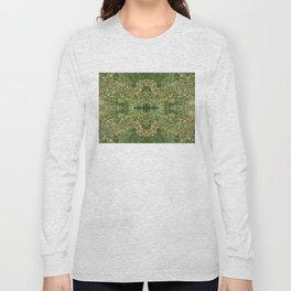 Hawthorn B Fractal Long Sleeve T-shirt