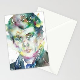 LUCIAN FREUD Stationery Cards
