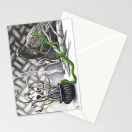 What Awaits Stationery Cards
