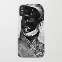bdsm iPhone & iPod Cases featuring BDSM XXVIII by DIVIDUS