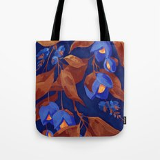 Tropical fruits Tote Bag