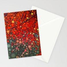 Happy - Tangerine Stationery Cards