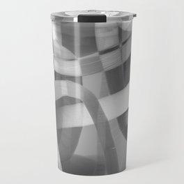 Jujube Stew -- grayscale Travel Mug