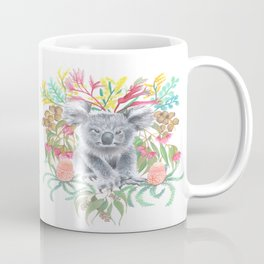 Home Among the Gum leaves Coffee Mug