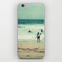 SURF #4 iPhone Skin
