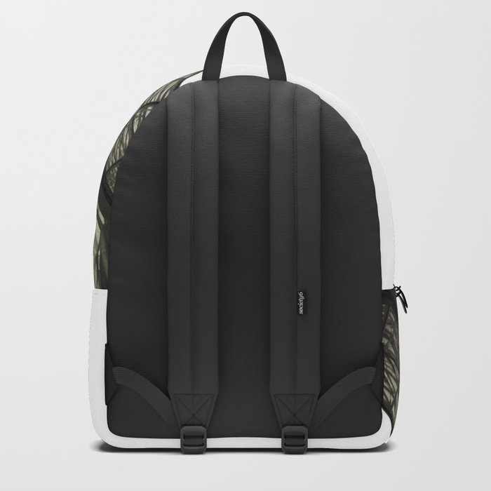 Abstract Louvre Backpack