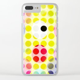 Variant 3 Clear iPhone Case