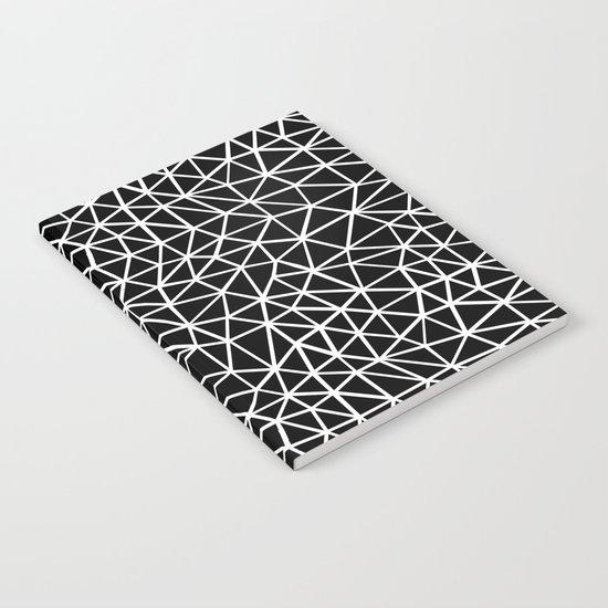 Seg R Black Notebook