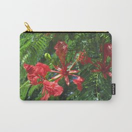 Royal Poinciana - Delonix regia Carry-All Pouch