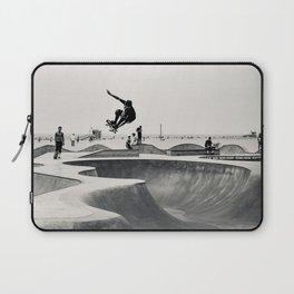 Skateboarding Print Venice Beach Skate Park LA Laptop Sleeve