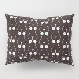 Boobs on Repeat | Black Pillow Sham