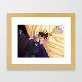 Saturnalia Framed Art Print
