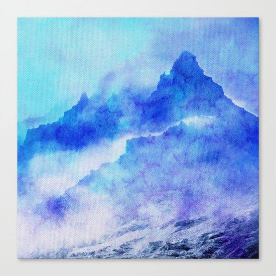Enchanted Scenery Canvas Print