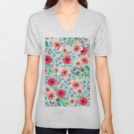 Exotica || #society6 #decor #buyart Unisex V-Neck