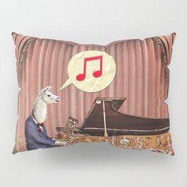 LA-LA-LA-Llama! Pillow Sham