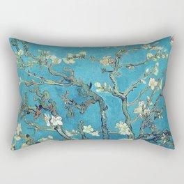 almond blossom van gogh Rectangular Pillow