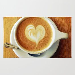A Warm Cup of Love Rug