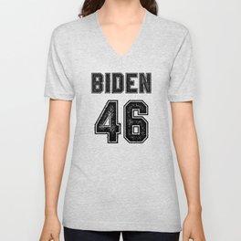 Joe Biden President Elected Celebration Unisex V-Neck