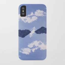 Landscapes c14 (35mm Double Exposure) iPhone Case