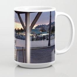 Bench by Marina Coffee Mug