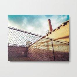 Montana Territorial Prison Metal Print