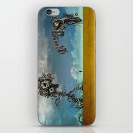 The Things iPhone Skin