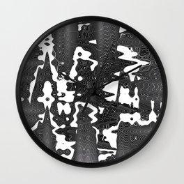AIAS Rorschach Wall Clock