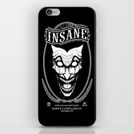 Insane Whiskey iPhone Skin