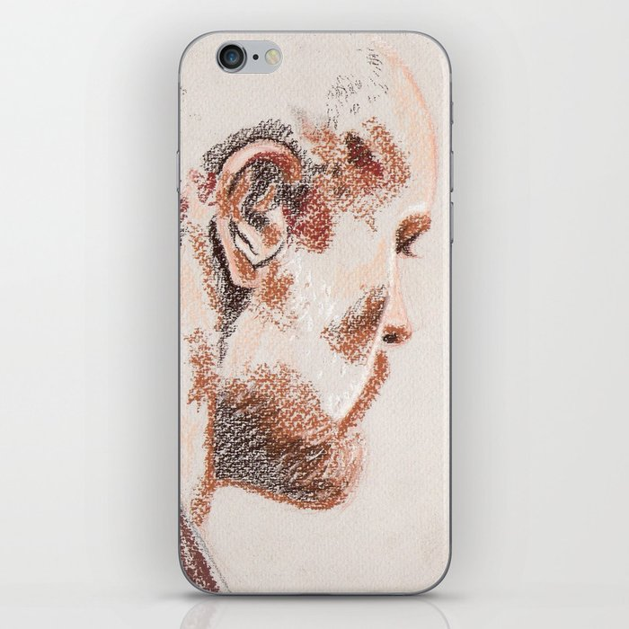 Violent Heart, Tender Soul iPhone Skin