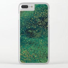 Surface Tension Clear iPhone Case