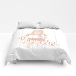 Life in pyjamas Comforters