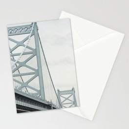Overcast Bridge Stationery Cards