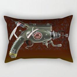 Raygun Rectangular Pillow
