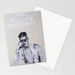 Doudounes Stationery Cards