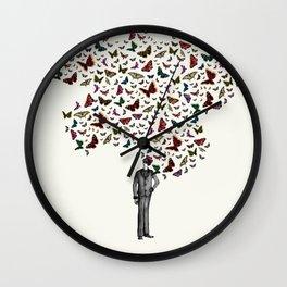 New York City Park Life Wall Clock