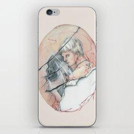 14/02 : Love Triangle  iPhone Skin