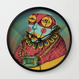 Holy Clown Wall Clock