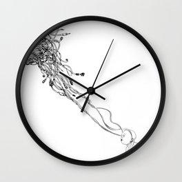 memetics Wall Clock
