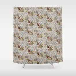 Little Mummy Shower Curtain