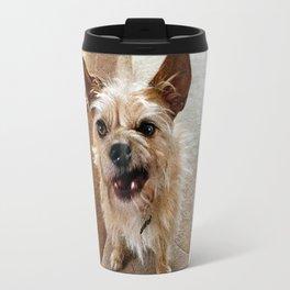Grumpy Dog Travel Mug