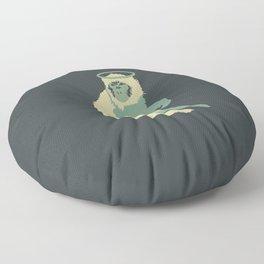 Pixies Doolittle Monkey Alternative Rock Design Floor Pillow