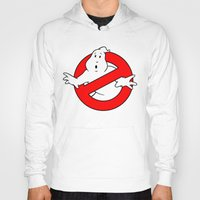 ghostbusters Hoodies featuring ghostbusters by tshirtsz