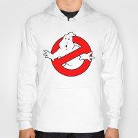 ghostbusters Hoodies featuring ghostbusters by tshirtsz