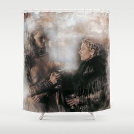 Only One Queen Can Rule Shower Curtain