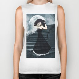 BELLE OF THE FULL MOON BALL Biker Tank