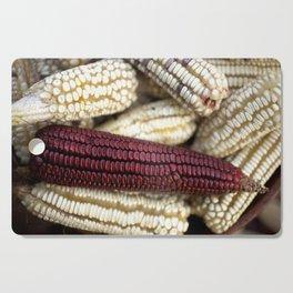Red Corn Cutting Board