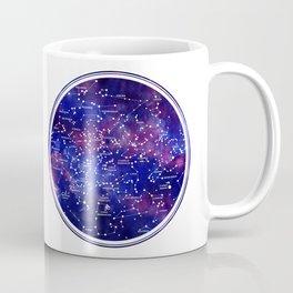 Star Map III Coffee Mug
