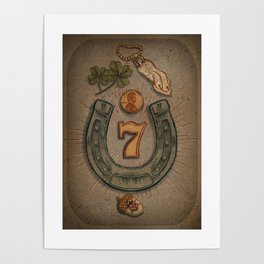 Lucky Charms  Poster