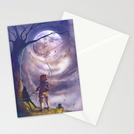 Another dream Stationery Cards