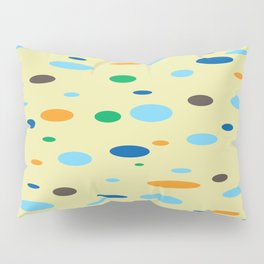 Floating Saucers Pillow Sham